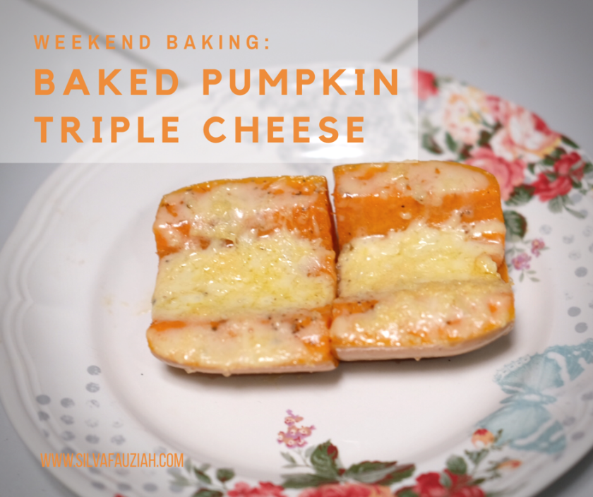 baked pumpkin recipe