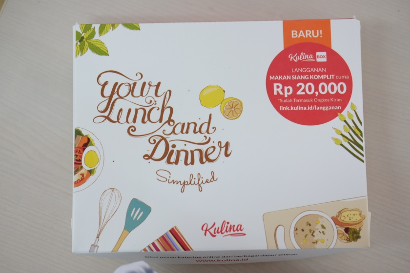 katering kulina box basic