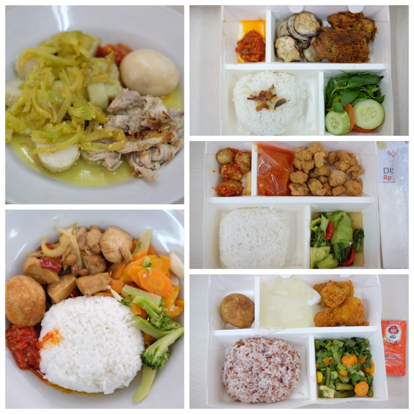 menu kulina box basic