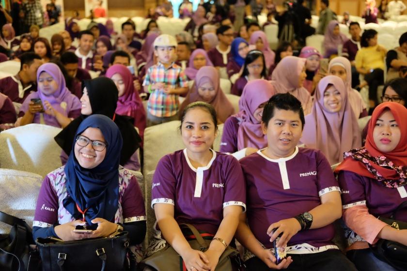 prenagen pregnancy educational journey jakarta
